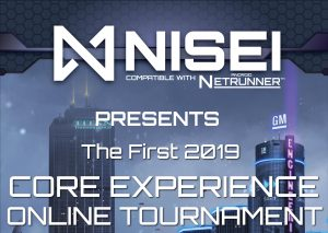 2nd NISEI Online Tournament: Core Experience